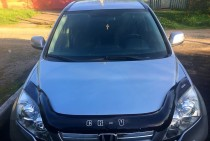 Дефлектор капота Honda CR-V 2007-2009 Vip Tuning
