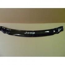Дефлектор капота Jeep Grand Cherokee (WK) 2005–2010 Vip Tuning