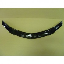 Дефлектор капота Mazda 3 2003-2008  SD Vip Tuning