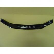 Дефлектор капота Mazda 323 BJ 1998-2000  Vip Tuning