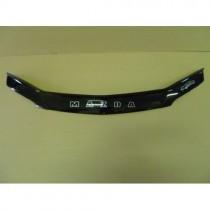 Дефлектор капота Mazda 323 BJ 2000-2003  Vip Tuning