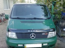 Дефлектор капота Mercedes-Benz Vito 1996-2003 Vip Tuning