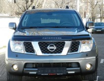 Дефлектор капота Nissan Pathfinder (R51) 2004-2012 Vip Tuning