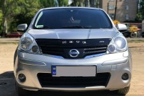 Дефлектор капота Nissan Note 2009-2013 Vip Tuning