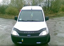 Vip Tuning Дефлектор капота Opel Combo C 2001-2011