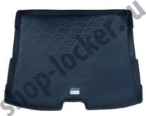 Коврик в багажник Ford Tourneo Courier 2014- полимерный L.Locker