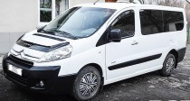 Дефлектор капота Peugeot Expert 2007–2012- Vip Tuning