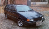 Дефлектор капота VW Passat B3 1988-1993 Vip Tuning