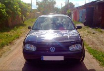 Дефлектор капота VW Golf 4 1997-2003