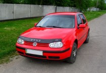 Дефлектор капота VW Golf 4 1997-2003 Vip Tuning