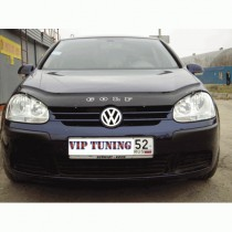 Дефлектор капота VW Golf 5 2003-2008 Vip Tuning