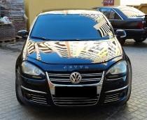 Дефлектор капота VW Jetta V 2005–2010 Vip Tuning