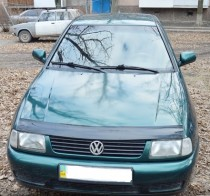 Дефлектор капота VW Polo 1994 – 1999 Variant/Classic 1995-2001 Vip Tuning