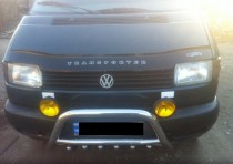 Дефлектор капота VW Transporter T-4 90-98 Vip Tuning