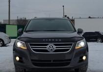 Дефлектор капота VW Tiguan 2007-2015 Vip Tuning