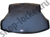 Коврик в багажник Honda Civic sedan 2012- полимерный L.Locker
