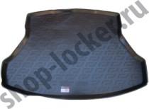 L.Locker Коврик в багажник Honda Civic sedan 2012- полимерный