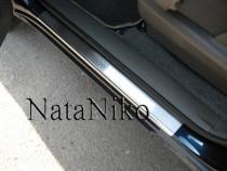 NataNiko Накладки на пороги CHERY TIGGO 2007-