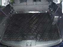 Коврик в багажник Honda Pilot 5 мест, полимерный L.Locker