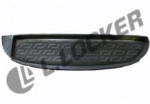 Коврик в багажник Hyundai Santa Fe 2006-2010 7 мест. полимерный L.Locker