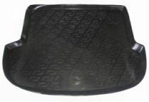 Коврик в багажник Hyundai Santa Fe 2010- 5 мест. полимерный L.Locker