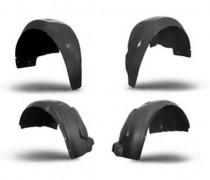 Mega Locker Защита колесных арок Fiat Doblo 2005- (обе боковые двери сдвижные)