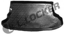 Коврик в багажник Kia Sportage 2005-2010 полимерный L.Locker