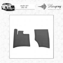 Коврики резиновые Audi Q7 05-15 (передние) Stingray