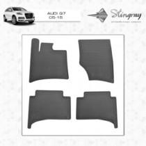 Коврики резиновые Audi Q7 05-15  Stingray