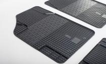 Резиновые универсальные коврики UNI Variant  передние Stingray
