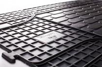 Stingray Резиновые универсальные коврики UNI TWIN (1550х450) 2-й, 3-й ряд