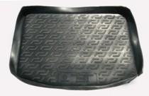 Коврик в багажник Mazda 3 hatchback 2009-2013 полимерный L.Locker