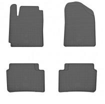 Коврики резиновые Hyundai I10 08-/11-/Kia Picanto 11-  Stingray