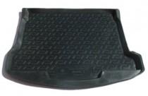 Коврик в багажник Mazda 3 sedan 2009-2013  полиуретановый L.Locker
