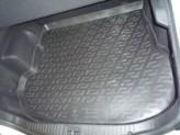 Коврик в багажник Mazda 6 hatchback 2007-2012 полимерный L.Locker