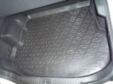 Коврик в багажник Mazda 6 hatchback 2007-2012  полиуретановый L.Locker