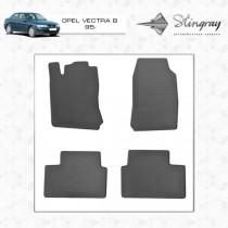 Stingray Коврики резиновые Opel Omega B 93-