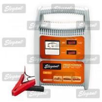 Elegant Зарядное устройство с интенсивной и стандартной зарядкой Plus 6V/12V