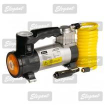 Компрессор автомобильный (насос) FORCE MAXI (12022) +сигнальный фонарь Elegant