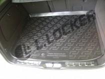 Коврик в багажник Mercedes B-class (W245) hatchback 2008-2011  полиуретановый L.Locker