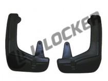 Брызговики Chery Beat (S18D) передние к-т L.Locker