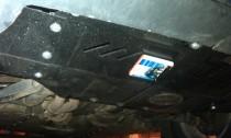 Кольчуга Защита двигателя Audi 80 B3/B4 1986-91-1996