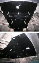 Кольчуга Защита двигателя BMW 5 series E39 1995-2003