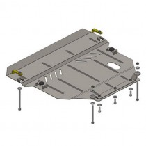 Кольчуга Защита двигателя BYD F6 2011-