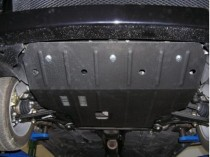 Кольчуга Защита двигателя Chery Amulet (Flagcloud) 2003-2011
