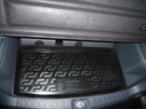 Коврик в багажник Mitsubishi Colt   полимерный L.Locker