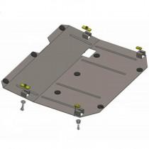 Кольчуга Защита двигателя Chevrolet Captiva 2012-