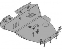 Кольчуга Защита двигателя Chevrolet Epica 2006-2011