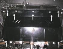 Кольчуга Защита двигателя Citroen Jumpy III 2007-2016