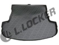 Коврик в багажник Mitsubishi Outlander3 2012-  полимерный L.Locker